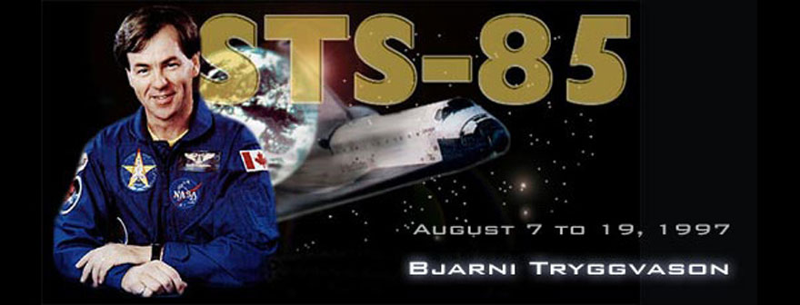 Banner of the STS-85