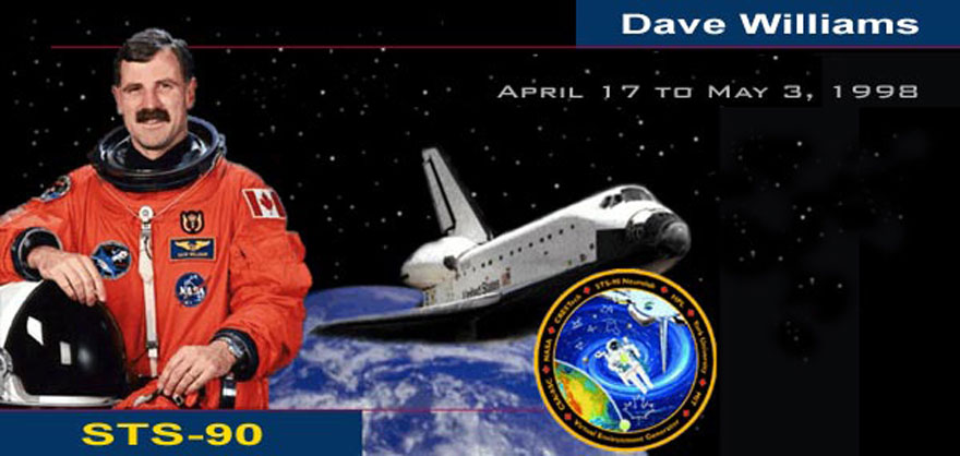 Banner of the STS-90