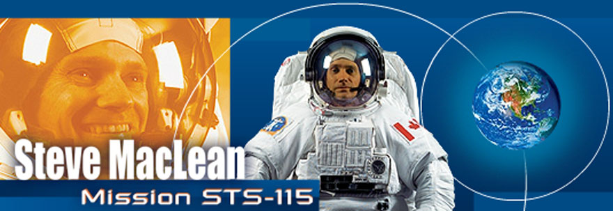 Banner of the STS-115