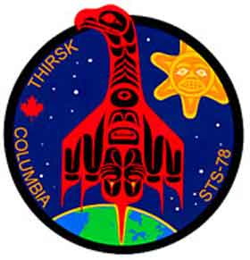Patch STS-78