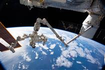 Le Canadarm2 et Dextre – David Saint-Jacques à bord de la Station spatiale internationale