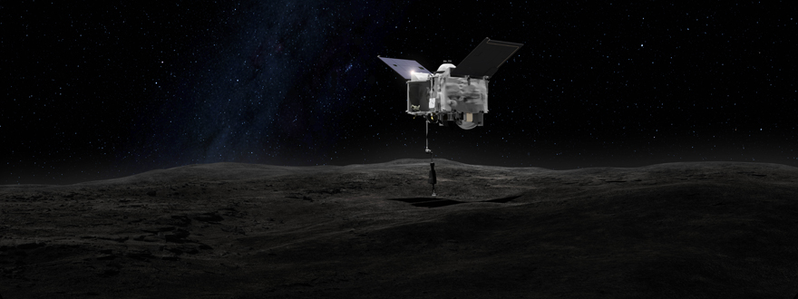 Canadian-built laser mapping system takes aim at an asteroid
