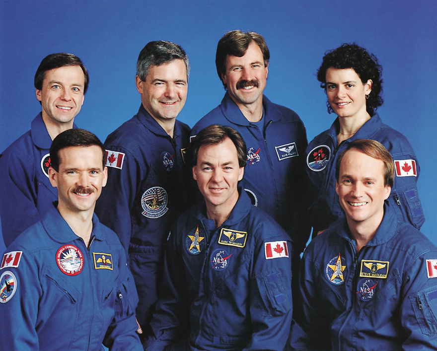 Canadian astronaut team (1998)